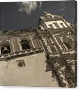 Iglesia San Francisco - Antigua Guatemala Xii Canvas Print