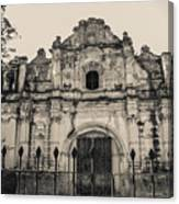 Iglesia San Jose El Viejo - Antigua Guatemala Canvas Print