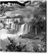 Iguazu Falls Vii Canvas Print