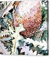 Ikabani Canvas Print