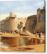 Il Castello Canvas Print