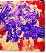 Il Diavolo-detail Canvas Print