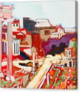 Il Foro Romano Canvas Print
