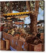 il mercato di St Paul Canvas Print