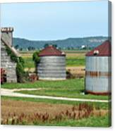 Ilini Farm Canvas Print