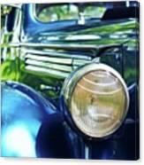 Vintage Packard Canvas Print