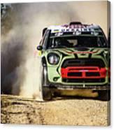 imagejunky_KB - RallyRACC WRC Spain - Gorban / Larens Canvas Print