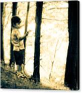 Imagination And Adventure Canvas Print