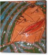 Imelda - Tile Canvas Print