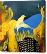 Imitation Bay Chon Hwan Number 1 Canvas Print