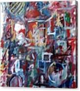 Immerhin Schoen Canvas Print