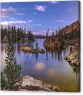 Imogene Lake Canvas Print