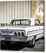 Impala Canvas Print