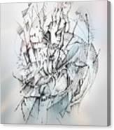Impel Canvas Print