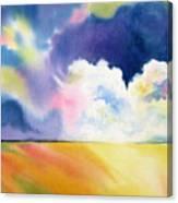 Impending Storm Canvas Print