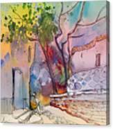 Impression De Trevelez Sierra Nevada 02 Canvas Print