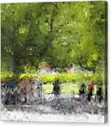 Impressionist Series #2 Canvas Print