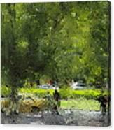 Impressionist Series #1 Canvas Print