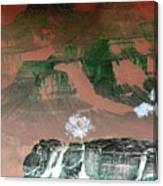 Impressions 8 Canvas Print