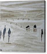 Impressions De Voyage - Arizona  Canvas Print