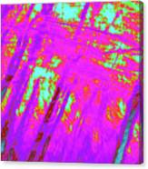 Impressions Of A Forest 4 Canvas Print
