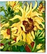 In Full Bloom Canvas Print