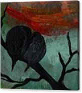 In Love IIi Wr Canvas Print