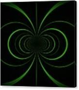 Spiraling Through Time Canvas Print