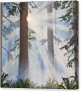 In Paradisum II Canvas Print