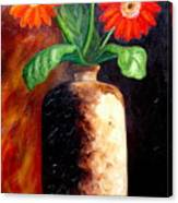 In Sharp Contrast.  Sold Canvas Print