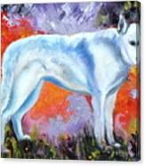 In Shepherd Heaven Canvas Print