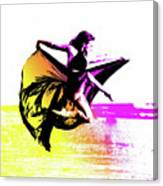 In Strength, Beauty Il Canvas Print