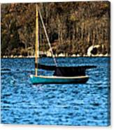 In The Cove Canvas Print