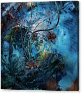 In The Deep Six Canvas Print