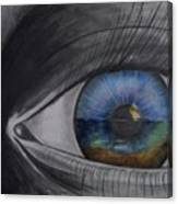 In The Eye Of The Beholder Canvas Print