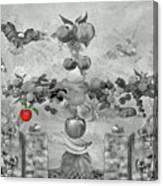 In The Garden Of Eden Canvas Print