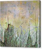 In The Grass Canvas Print