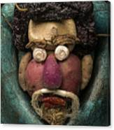 In The Manner Of Arcimboldo Canvas Print