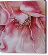 In-the-pink Canvas Print