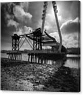 Northern Spire Bridge 4 Canvas Print