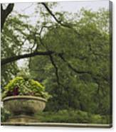 In The Spring Canvas Print