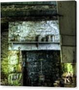 In The Springhouse Canvas Print
