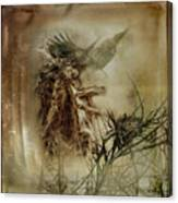 In The Wildwood Canvas Print