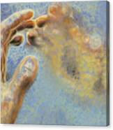 In Touch Canvas Print