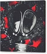 In Wars Wraith Canvas Print