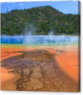 In Yellowstone Canvas Print