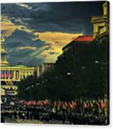 Inauguration Day Canvas Print