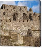 Inca Stone Ruins Canvas Print