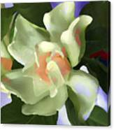 Incendle Melange Canvas Print