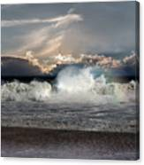 Incoming Tide Canvas Print